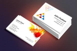 Cartão duas empresas
